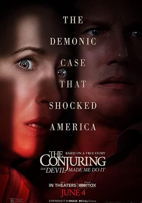 The Conjuring-The Devil Made Me Do It (2021) เดอะคอนเจอริ่ง คนเรียกผี 3 มัจจุราชบงการ