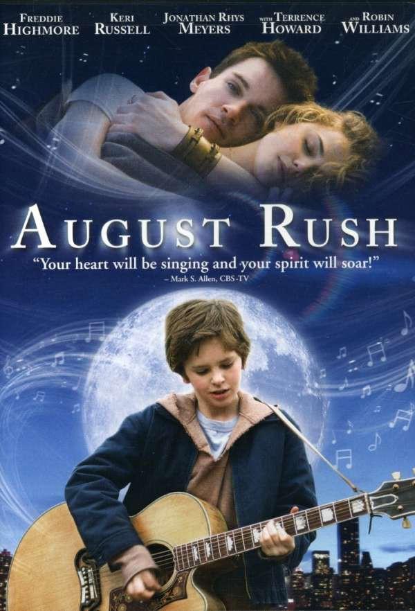 August Rush (2007) ทั้งชีวิตขอมีแต่เสียงเพลง