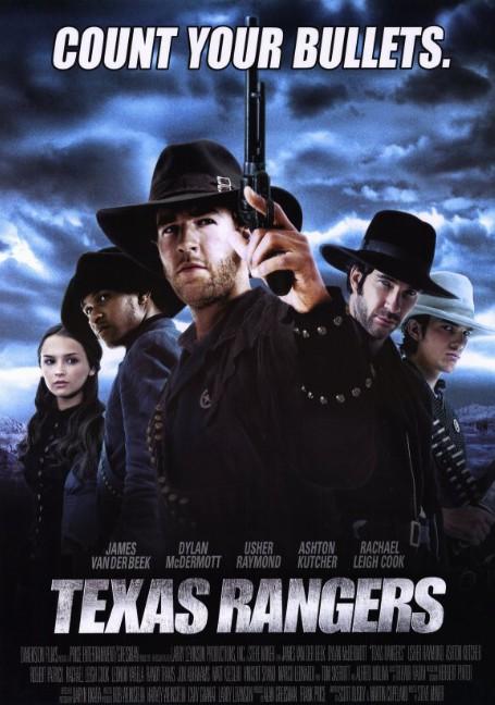 Texas Rangers (2001) ทีมพระกาฬดับตะวัน