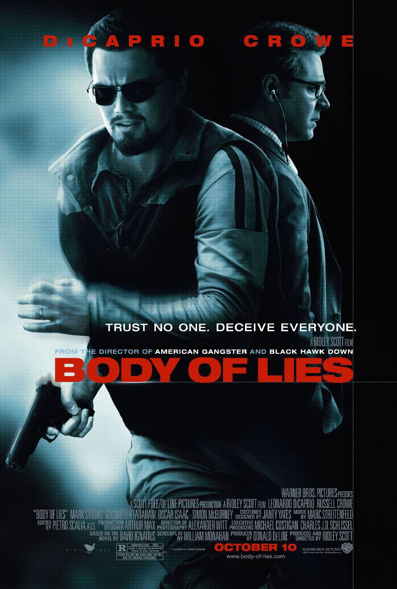 Body of Lies (2008) แผนบงการยอดจารชนสะท้านโลก