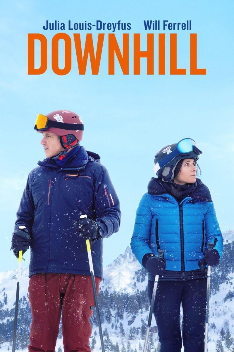 Downhill (2020) ชีวิตของเรา มันยิ่งกว่าหิมะถล่ม