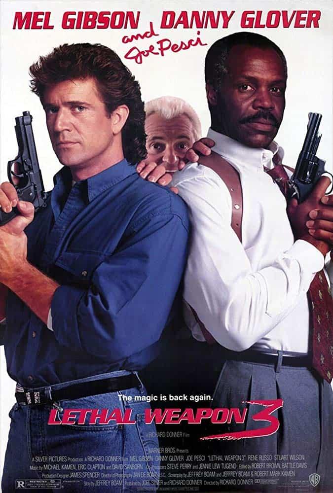 Lethal Weapon 3 (1992) ริกก์ คนมหากาฬ ภาค 3