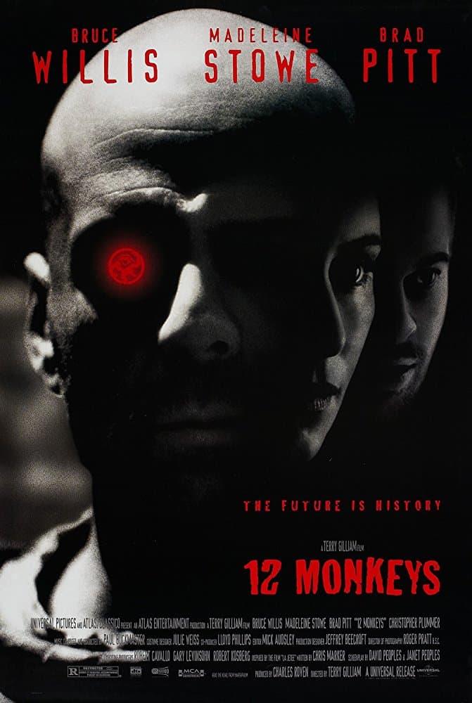 Twelve Monkeys 12 (1995) มังกี้ส์ 12 ลิงมฤตยูล้างโลก