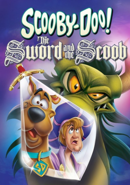 Scooby Doo! The Sword and the Scoob (2021)