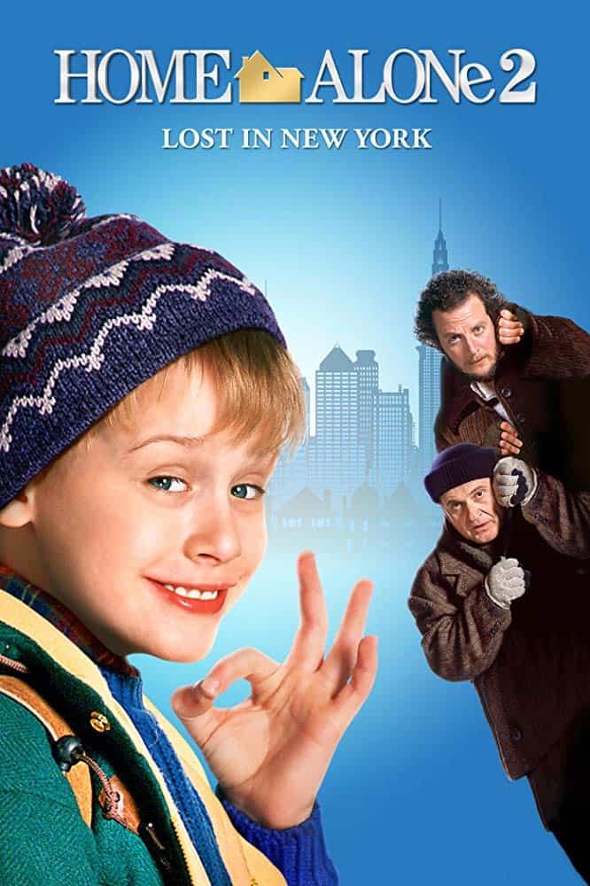 Home Alone Lost in New York 2 (1992) โดดเดี่ยวผู้น่ารัก 2