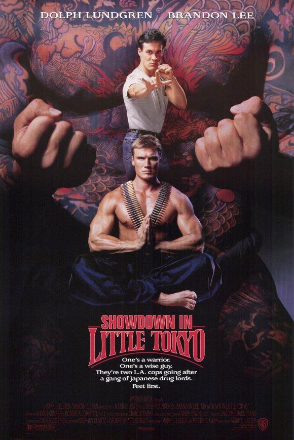 Showdown In Little Tokyo (1991) หนุ่มฟ้าแลบกับแสบสะเทิน