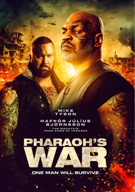 Hamlet Pheroun [Pharaoh s War] (2019)  นักรบมฤตยูดำ