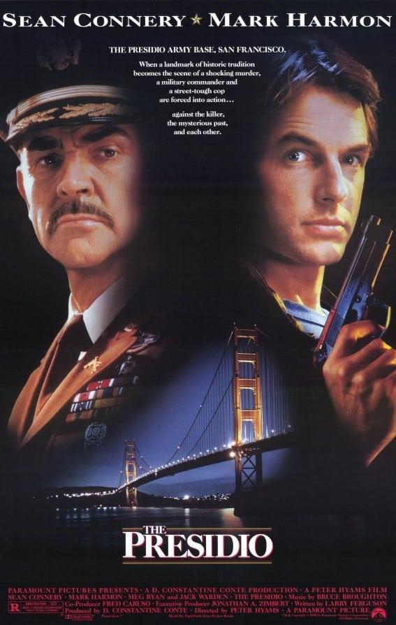 The Presidio (1988) ใครแสบใครสั่ง