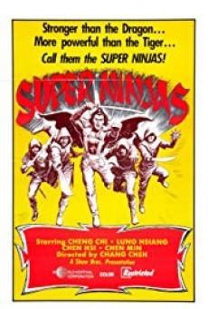 Five Element Ninjas จอมโหดไอ้ชาติหินถล่มนินจา
